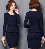Les femmes Un Slim-line robe MIDI Bureau Mesdames robe Costume d'usure