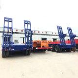60 Wellen-niedriger Bett-Schlussteil-LKW der Tonnen-3