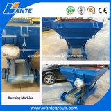 Lotes de alta precisão da máquina de Betão/Concreto Planta de Lote