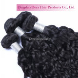 La Chine usine vierge brésilien Cheveux humains Tissage de cheveux de gros concessionnaire