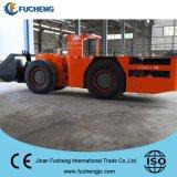 3000Kg容量の四輪駆動の中国の新しい地下鉱山のローダー