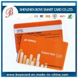 Visitenkarte für Loyalität-System, Geschäft, grüßend
