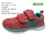 Nr 51724 Drie Schoenen van de Voorraad van de Sport van de Schoenen van het Jonge geitje van Kleuren Kleurrijke
