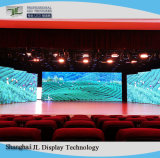 Светодиодный дисплей для мобильных устройств в помещениях для проведения мероприятий и концертов