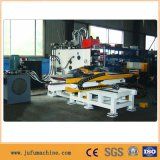 Cnc-Stahlplatten-Markierungs-lochende Maschine