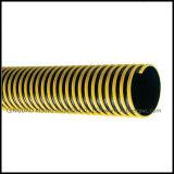 Tubo de sucção de hélice de PVC Mangueira ondulada flexível Mangueira de PVC