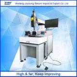 La División de fibra óptica de alta velocidad - mesa de trabajo de soldadora láser estándar