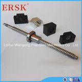 La alta precisión de acero cromado de husillos de bolas Sfe01616-3 Sfe01616-6