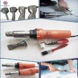 Pistolet à air chaud pour la réparation de la géomembrane et correctifs