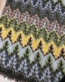Полиэфир ткани типа Missoni