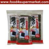 Venta caliente Precio bajo las hojas de Nori Raw japonesa
