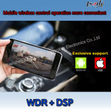 View에 폭스바겐 Support Mobile Phone APP를 위한 숨겨지은 Installation Car DVR Special