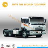 Marca FAW, 6X4 nuevo camión tractor camión de remolque de la cabeza a la venta de camiones