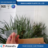 hoja plástica de acrílico del claro del espesor de 2m m