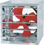 Установленный стеной вентилятор с осевой обтекаемостью вытыхания Greehouse (SF-G)