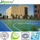 Pavimento desportivo de ácido acrílico de alta qualidade para basquete