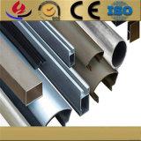 Harter Mantel 1050 1060 6082 anodisierte natürliches Farben-Aluminium-Rohr