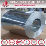 SGCC sumergido caliente G60 galvanizó la bobina de acero