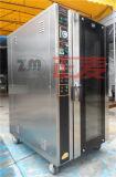 専門の頑丈な電気12の皿のCombiの蒸気のオーブン(ZMR-12D)
