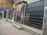 Semiautomática prensa de rodillo de vidrio aislante Vertical de la máquina