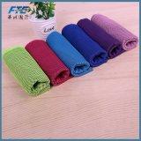 A toalha refrigerando absorvente super PVA ostenta a toalha
