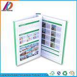 Livre de livre À couverture dure de papier de carton Slipcase avec des services d'impression