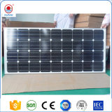 Моно кристаллические панелей солнечных батарей, солнечной энергии, солнечной системы питания