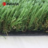 Jardim que ajardina a esteira artificial plástica da borracha da grama