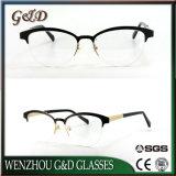 Moda Gafas de metal de buena calidad óptica Gafas Anteojos de marco