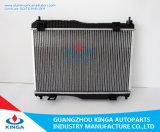 Radiador Mt 1540332 do sistema refrigerando com recolocação plástica do radiador do carro de tanque