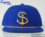 Nuevo diseño de buena forma de proveedor sombrero Snapback