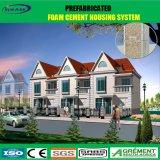 Casa comoda del contenitore di Caldo-Vendita della Cina con il comitato solare