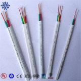 Conductor de cobre de aislamiento de PVC Revestimiento de PVC Flat Cable eléctrico 300/500V estándar IEC