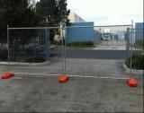 Fácil instalación cercas temporales desmontables Australia/Panel de cerco temporal