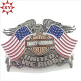 Выполненный на заказ Pin отворотом металла с логосом орла