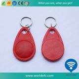 T5577 Lf 330bits ABS RFID Keyfob para bloqueio de porta
