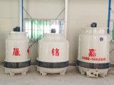Wasserkühlung-Aufsatz des Gegenstrom-geöffneter FRP runder