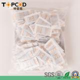 nichtgewebtes Silikagel der Verpackungs-1g für das Handtaschen-Feuchtigkeits-Aufsaugen