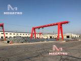 Struttura d'acciaio della sottostazione di Megatro (MG-ES010)