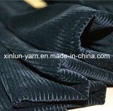 Floco de poliéster tecido de veludo de brinquedo suave/capa/sofá/têxteis