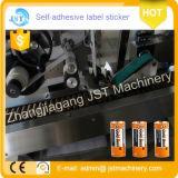 Machine à étiquettes auto-adhésive automatique pour les bouteilles rondes