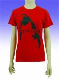 Neue Auslegung-weiche bequeme Baumwolldame Homwear Women T-Shirt
