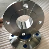 造られたWnrf DIN2633 C276のステンレス鋼の溶接首のフランジ