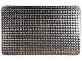 De in het groot Bovenkant van de Lijst van het Terras van de Koffie van het Roestvrij staal (eerste-03)