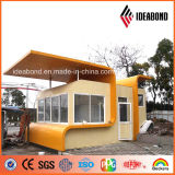 Material de construção quente chinês ACP do quadro indicador do revestimento do PE dos produtos do melhor preço