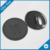Etiqueta de PVC blando OEM para chaqueta/Jeans