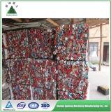 Горизонтальный гидравлический пресс-подборщики для бумажных отходов/пластик / соломы прессование нажмите машины
