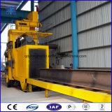 De Transportband van de rol door het Vernietigen van het Schot Machine voor Structureel Staal