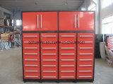 Combinação de metal do gabinete da gaveta Vertical