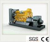 500kw de potencia del motor generador silencioso grupo electrógeno de Gas Natural
